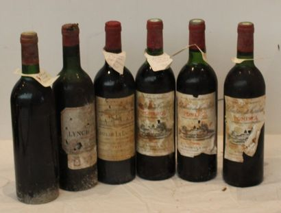6 bout 3 CHT DE TAILHAS 1980 (2 ntlb), 1...