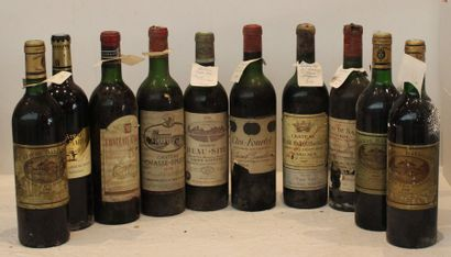 10 bout 3 CHT BATAILLEY 1986 (bg), 2 CHT...