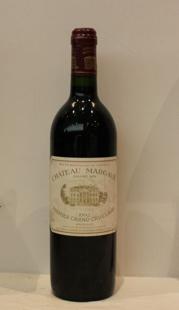 1 bout CHT MARGAUX 1992