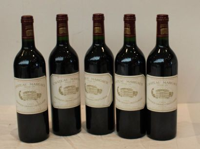 5 bout CHT MARGAUX 1993