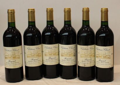 6 bout CHT CLINET 1994