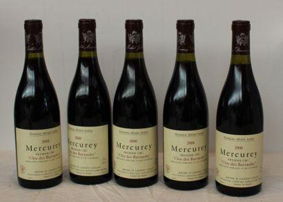 5 MERCUREY CLOS DES JUILLOT BARRAULT 20...