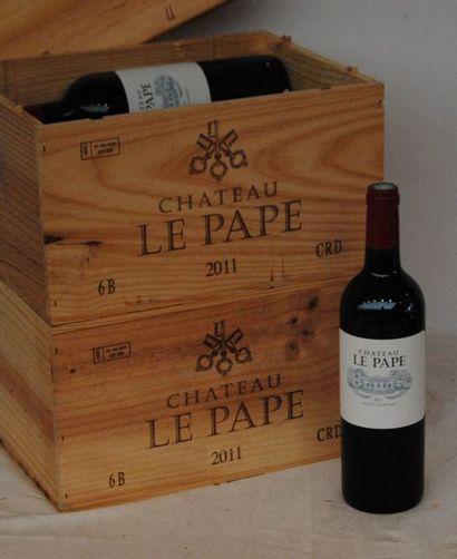 12 bout CHT LE PAPE PESSAC LEOGNAN 2011 CB
