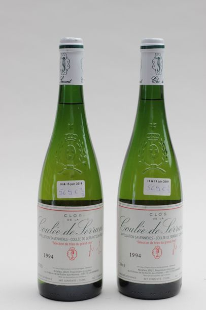 2 BOUT COULEEDE SERANT Joly 1994