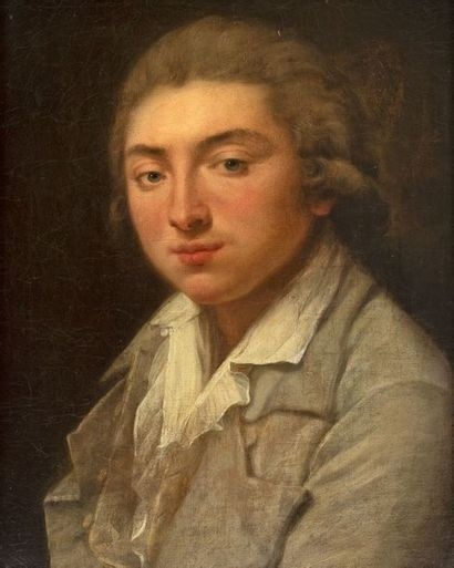 Attribué à Jeanne-Philiberte LEDOUX (1767-1840)...