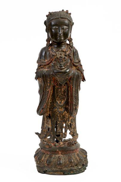 Chine, époque Ming(1368-1644) Importante...