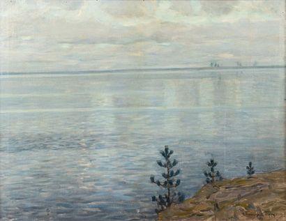 Witold BIALYNITSKI-BIRULJA (1872-1957) Tchastouchki...