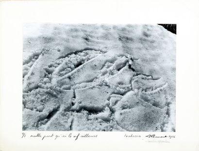 Christian DOTREMONT (1922-1979) Logoneige...