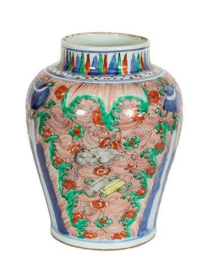 Chine, période Transition (XVIIe siècle)...