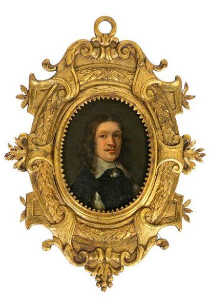 Attribué à Gonzalez COQUES (1614-1684) Portrait...
