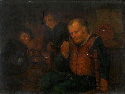 Attribué à Egbert I van HEEMSKERCK (Haarlem,...