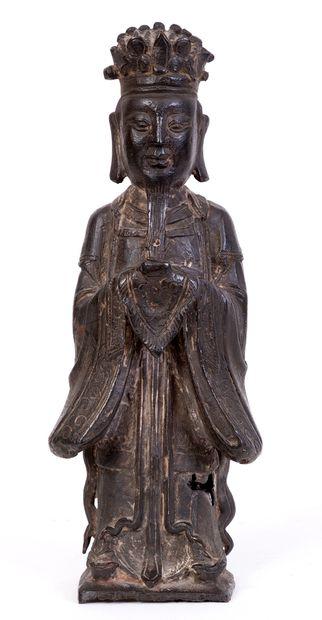Chine, fin de la période Ming (1368-1644)...