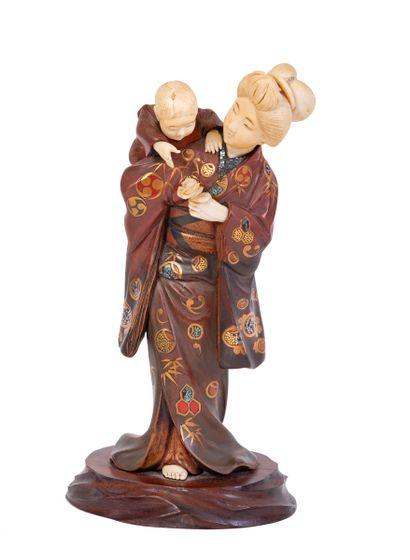 Japon, XIXe siècle, époque Meiji (1868-1912)...
