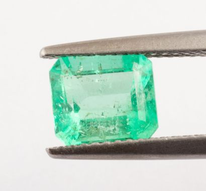 Very beautiful emerald probably Colombian...