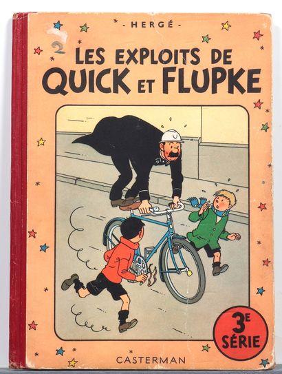 Quick et Flupke :