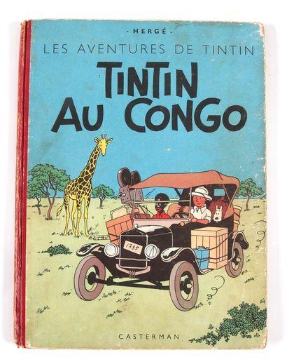 Tintin : Les 7 boules de cristal (B2, titre en noir), L'Oreille cassée (B1, 46),...