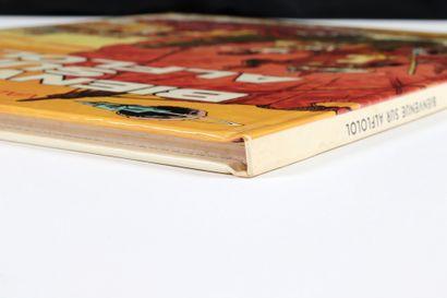 Valérian : Bienvenue sur Alflolol , édition originale de 1972. Très proche de l'état...