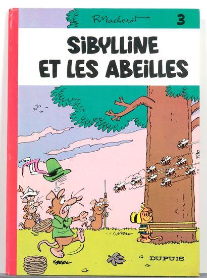 Sibylline : Tomes 1 à 5 en édition originale. Bon état / Très bon état (T4 et 5 plissés,...