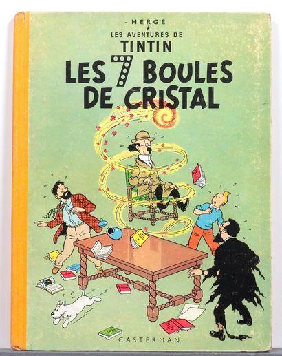 Tintin : On a marché sur la lune (B26), L'Affaire Tournesol (B30), Coke en stock...