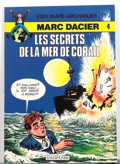 Marc Dacier :