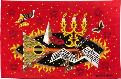 Jean PICART LE DOUX (1902-1982) Musique de...