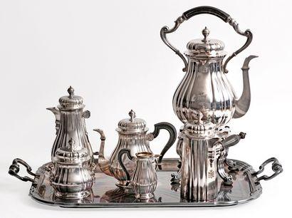 Cardeilhac Important service à café, à thé...