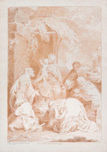 Pietro Antonio NOVELLI (Venise, 1729 - 1804)...