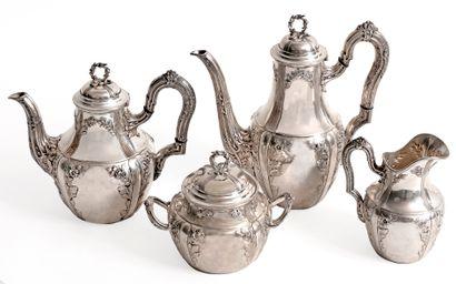 Delheid Service à café et à thé d'inspiration...