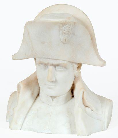 Epoque XIXe siècle Napoléon représenté en...