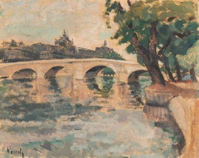 Willem PAERELS (1878-1962) Le Pont-Neuf à...