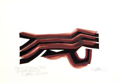 Raoul UBAC (1910-1985) Sans titre , circa...