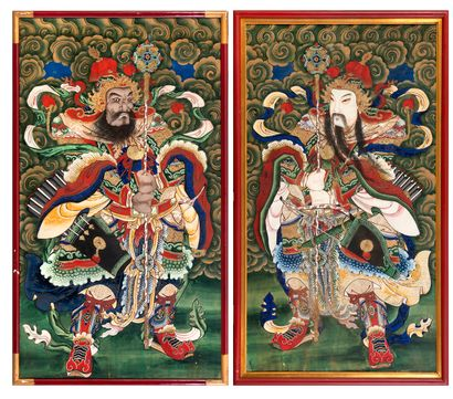 Chine, fin de la période Qing (1644-1912)...