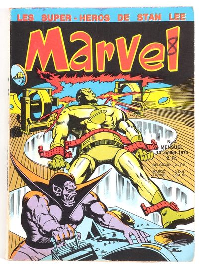 Marvel :