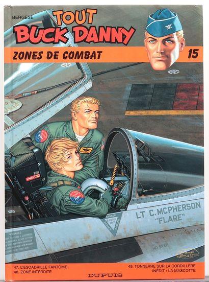 Buck Danny : Intégrales 14 et 15 (Ed. Dupuis, Coll. Tout Buck Danny, 1998 et 2001)....