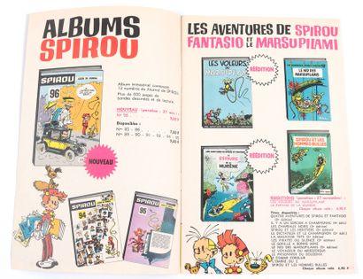 Dupuis : Catalogue éditeur de 1966. Proche de l'état neuf.