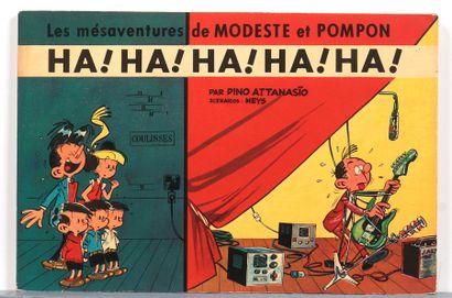 Modeste et Pompon :