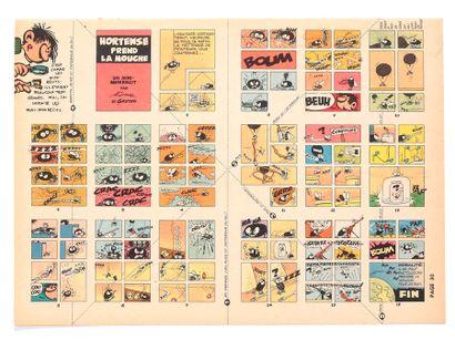 Spirou : Suppléments du Journal Spirou : n°1000 du 13 juin 1957 + Spirou revu en...