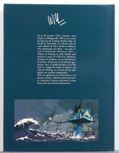 """Will : L'Appel de l'enfer , édition originale de 1993 (avec le bandeau """"Grand prix..."""