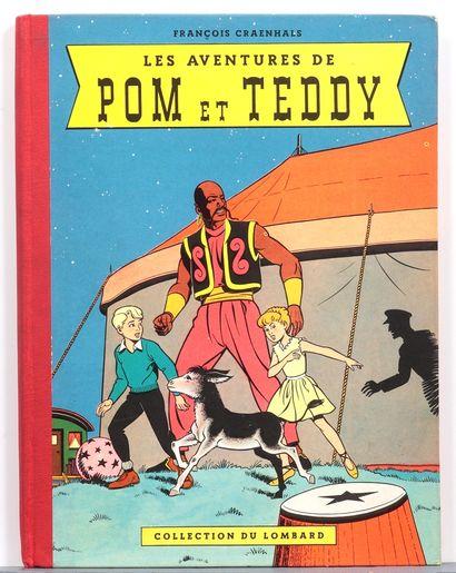Pom et Teddy :
