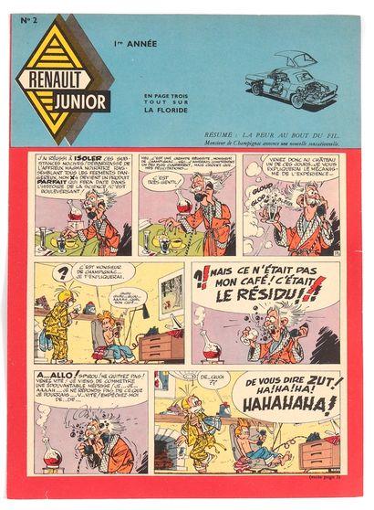 Renault Junior :