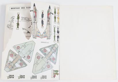 Tanguy et Laverdure : Réalisez vous-même les avions de Tanguy et Laverdure , édition...