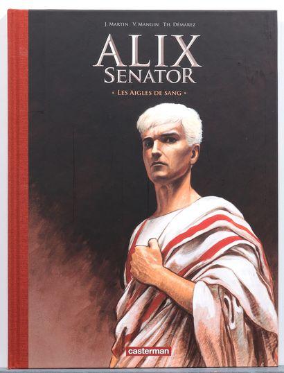 Alix Senator :