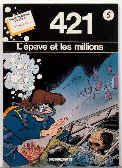 421 :