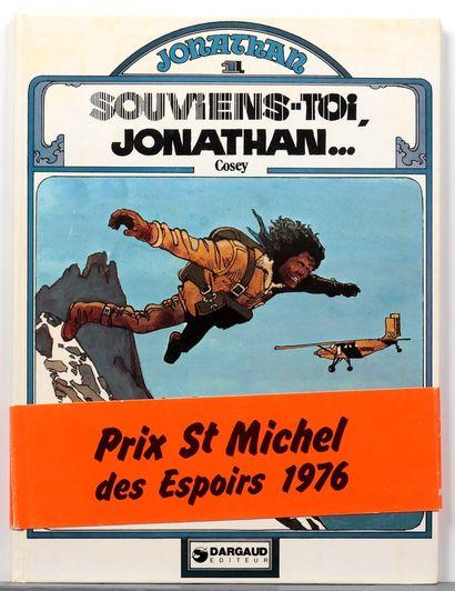 Jonathan :