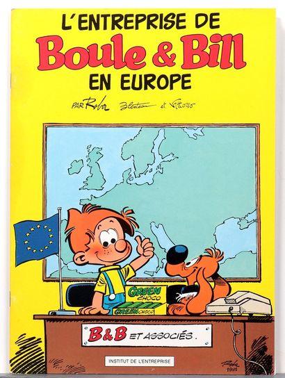 Boule et Bill :