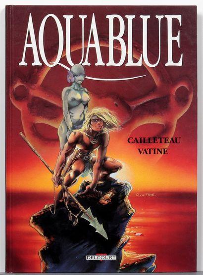 Aquablue :