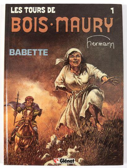 Tours de Bois-Maury :