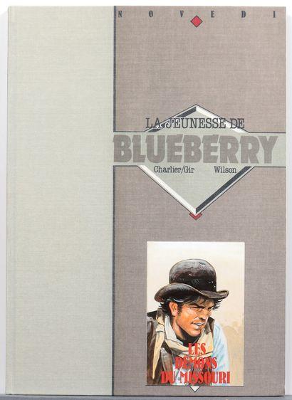 Blueberry :