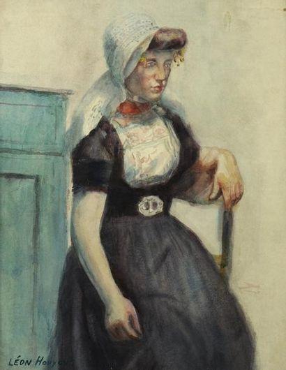 Léon HOUYOUX (1856-1940)