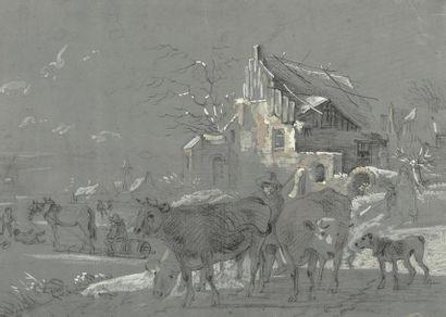 Isidore Laurent DEROY (1797-1886)